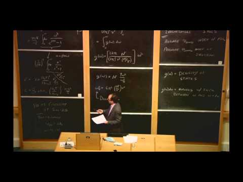 The Oxford Solid State Basics - Lecture 2