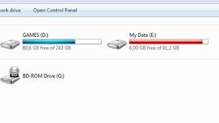 Cara mengatasi hard disk penuh