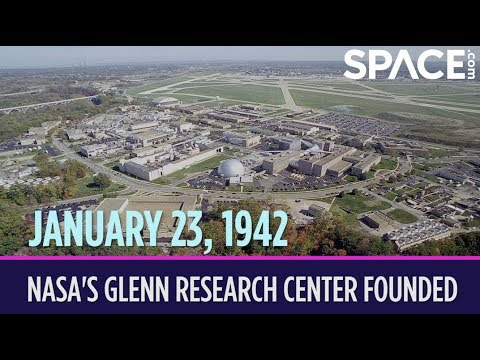 OTD in Space – January 23: NASA's Glenn Research Center is Founded