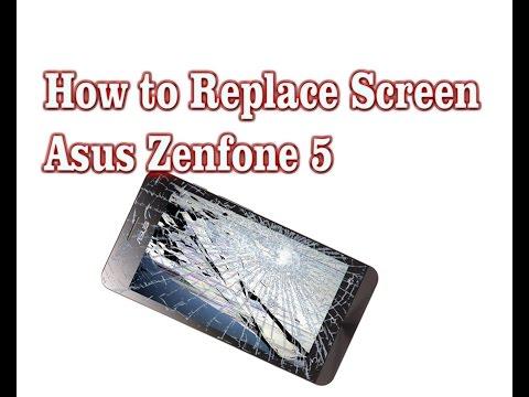 how-to-replace-broken-display-of-asus-zenfone-5-very-easy-way