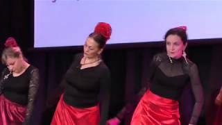 Театр жанрового танца - Отрывок из хореографического спектакля Пабло де Малаго 01.02.2020