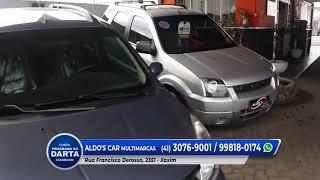 MEGA FEIRÃO ALDO'S CAR MULTIMARCAS COM TAXAS IMPERDÍVEIS