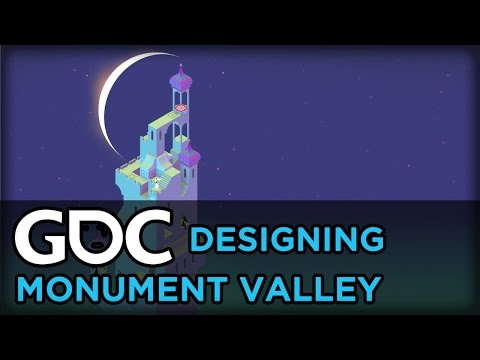 Designing Monument Valley: Less Game, More Experience