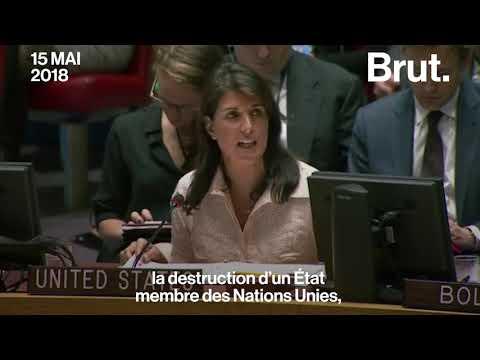 Gaza : voilà à quoi ressemblait le Conseil de Sécurité de l'ONU