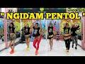 """ NGIDAM PENTOL "" DANGDUT REMIX TRENDING/ #CASTUDIO"