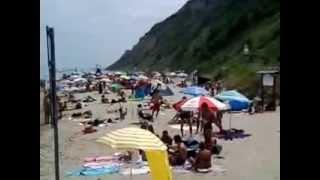 Fiorenzuola di Focara.. estate 2011