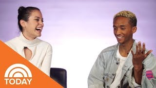 Jaden Smith Talks About His Famous Family & New Water Company