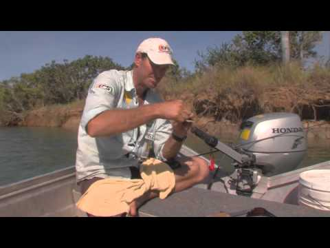 Aussie-style Fly Fishing ► All 4 Adventure TV