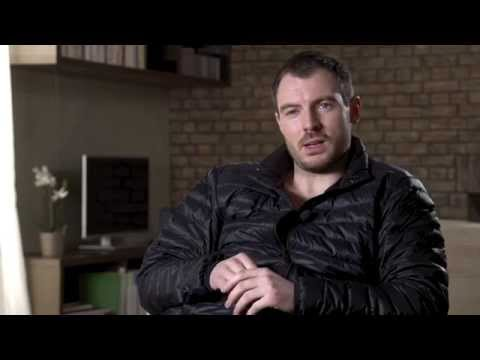 CROSSING LINES 2   with RICHARD FLOOD playing TOMMY McCONNELL