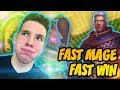Hearthstone: Wild Fast Mage = Fast WIN!
