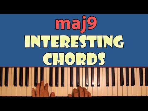 Interesting Chords Corner: A Major 9 Voicing