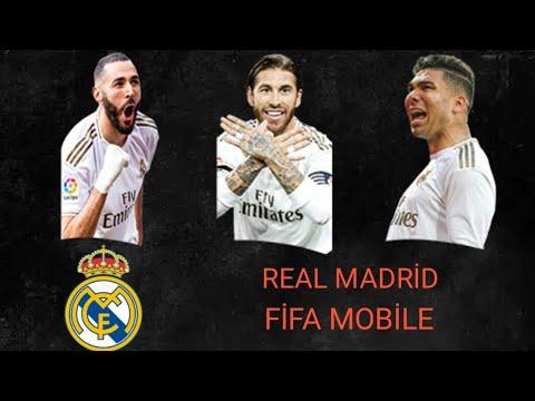 Real Madrid Kadrosu Kurdum I Establish The Real Madrid Staff Youtube