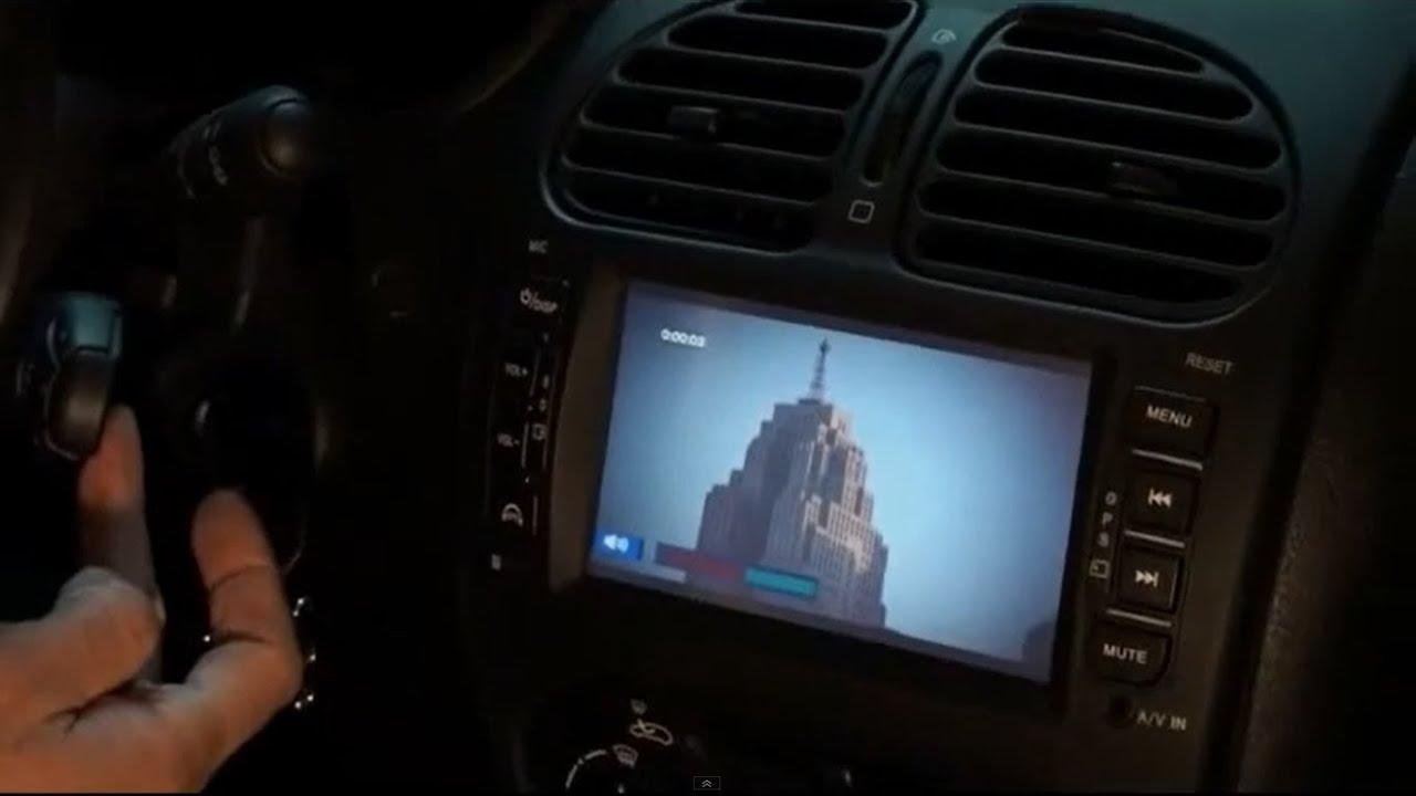 peugeot 206 gps navigation usb 2din double din car radio. Black Bedroom Furniture Sets. Home Design Ideas