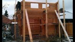 Омск Строительство Бани 2 этажа