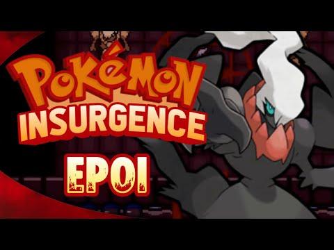 DARKRAI Dost Ya Dushman !!!   Pokemon Insurgence Gameplay EP01 In Hindi