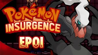 DARKRAI Dost Ya Dushman !!! | Pokemon Insurgence Gameplay EP01 In Hindi