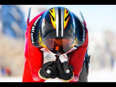 Heather Mills - Speed Ski Record Attempt Teaser Video