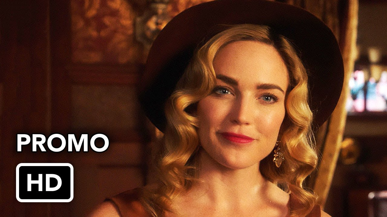 """Download DC's Legends of Tomorrow 7x02 Promo """"The Need for Speed"""" (HD) Season 7 Episode 2 Promo"""
