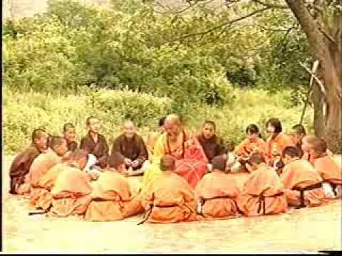 Shaolin Temple Secular Disciples Union Warrior Monks