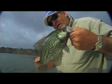 Crappie Payback is Sure Sweet
