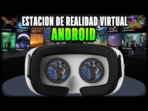 EL OCULUS RIFT CON ANDROID? - ESTACION DE REALIDAD VIRTUAL Arealer VR SKY - Review