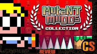 MUTANT MUDDS COLLECTION - NINTENDO SWITCH REVIEW