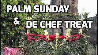 Palm Sunday and De Chef treat