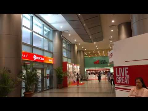Menara Great Eastern and Great Eastern Mall Walkthrough