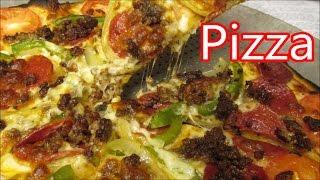Warp Drive Pizza