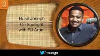 കഷ്ടപ്പെട്ട് നേടിയെടുത്ത പ്രണയം   Basil Joseph   Spotlight   Radio Mango