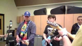Shawnee Mission North Combo Club X-Man Song ADC 4/17/10