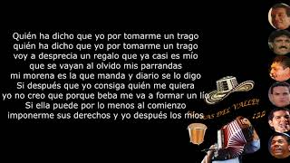 Cesantías de amor - Diomedes Díaz (Letra)