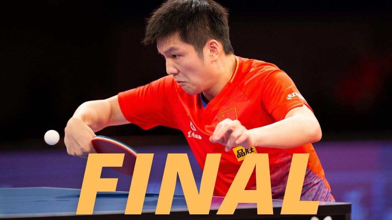 Download FULL MATCH | Xu Xin vs Fan Zhendong | FINAL | 2021 China Trials for Olympics