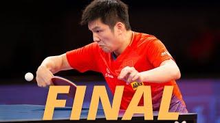 FULL MATCH | Xu Xin vs Fan Zhendong | FINAL | 2021 China Trials for Olympics