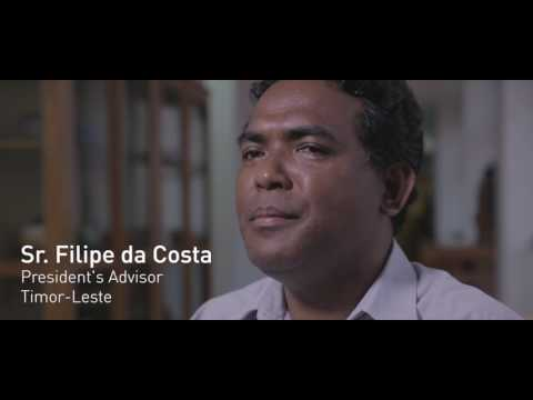 A LAUNCH Short Film - Tonga and Timor: Turning the Tide on Obesity and Undernutrition