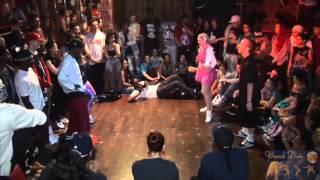 Rhimes & Supermalcom vs Kleio & Frankie J at Waack date 3