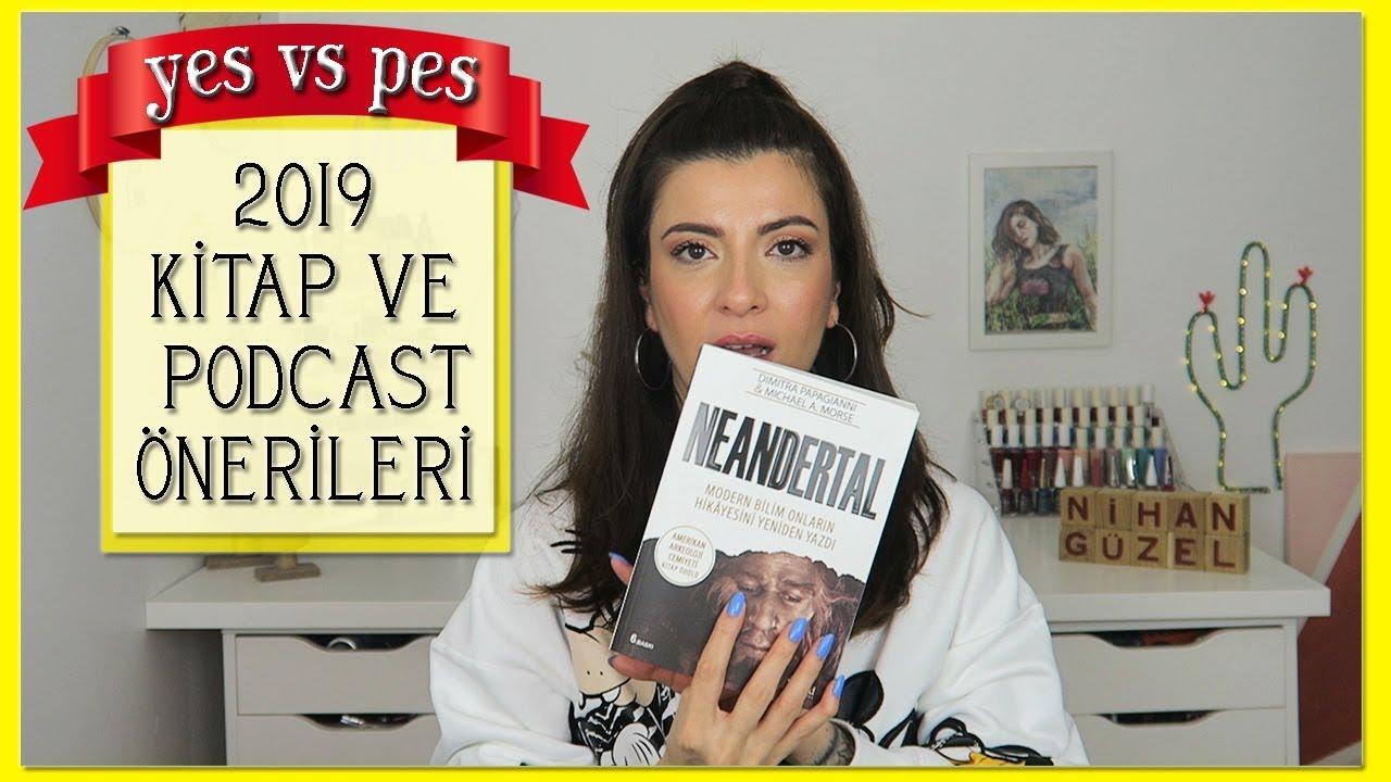 2019 Kitap, Sesli Kitap, Podcast Önerileri  - Hediyeli  | Nihan Güzel