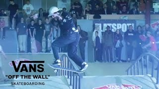 BELGIUM Skate Team Battle - Vans Shop Riot 2015 - Vans Europe
