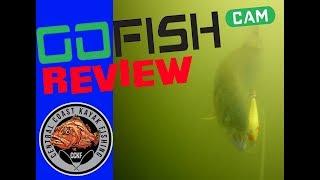 GO FISH CAM REVIEW- Underwater Wireless Camera
