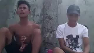 Wow iba talaga ang pinoy (ang galing kumanta ng dalawa)