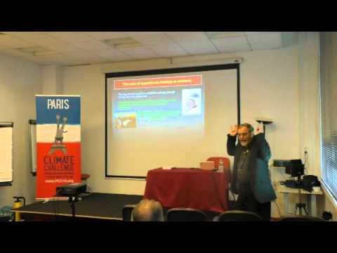 PARIS CLIMATE CHALLENGE: Prof. Bob Carter