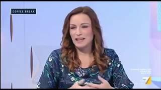 Lucia Borgonzoni a Coffee Break il 22 marzo