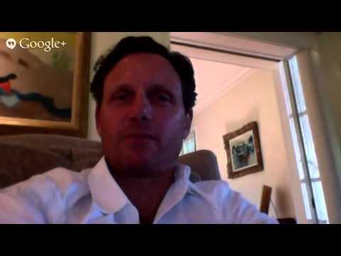 Tony Goldwyn interview on 'Scandal'
