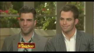 don t stop believin zachary quinto chris pine