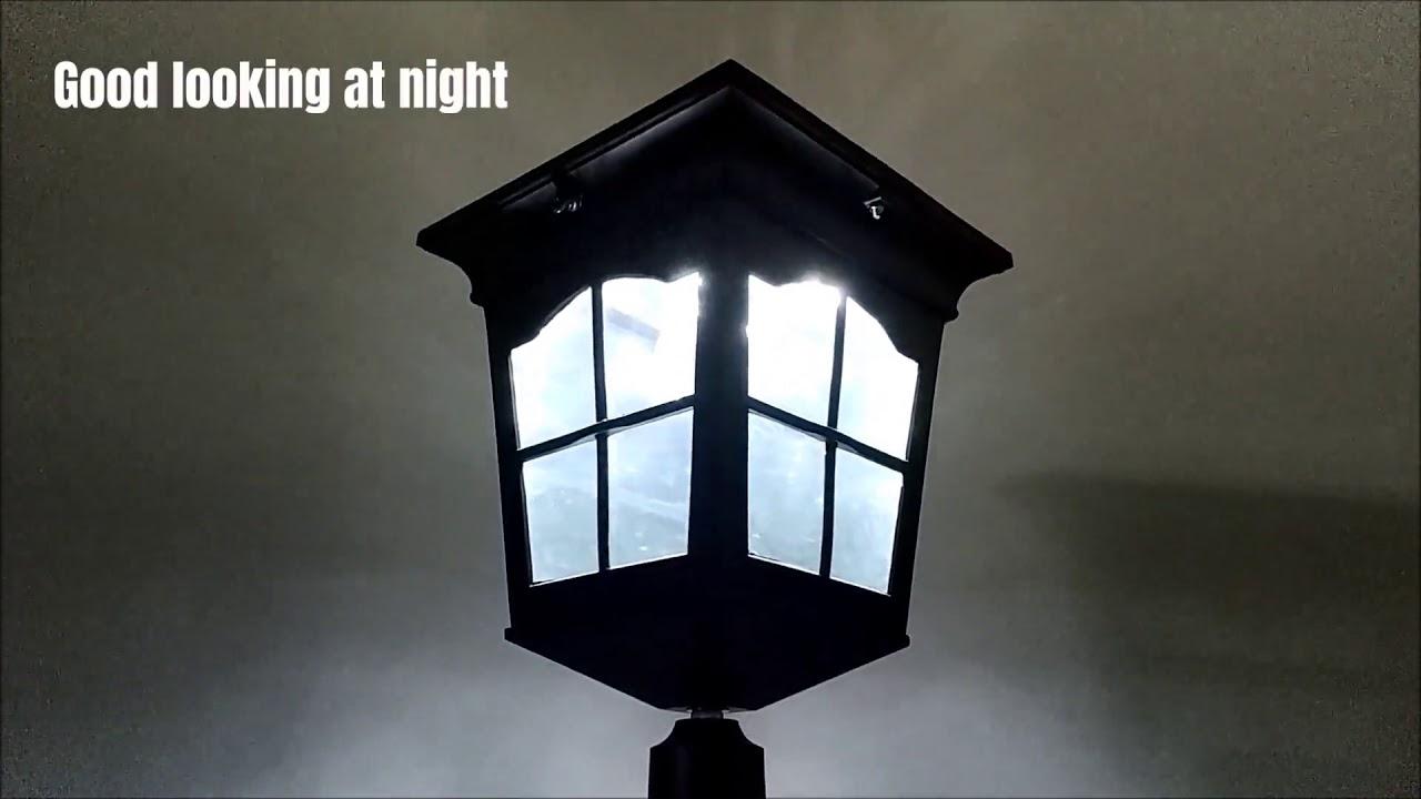 Luci Da Esterno Giardino Solari : Lampade solare per giardino lampade solari da giardino x