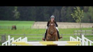 Bonhôte soutient la relève sportive - Mathilde Cruchet (équitation)