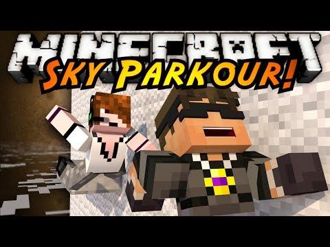 Minecraft Parkour : SKY PARK!