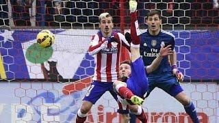 Download Video Atlético de Madrid 4-0 Real Madrid | Goles | COPE | 07/02/2015 MP3 3GP MP4