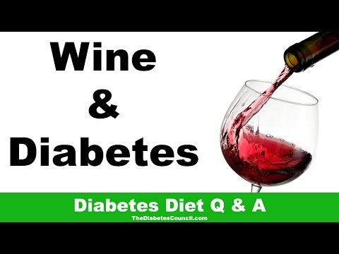 Is Drinking Wine Good For Diabetes?