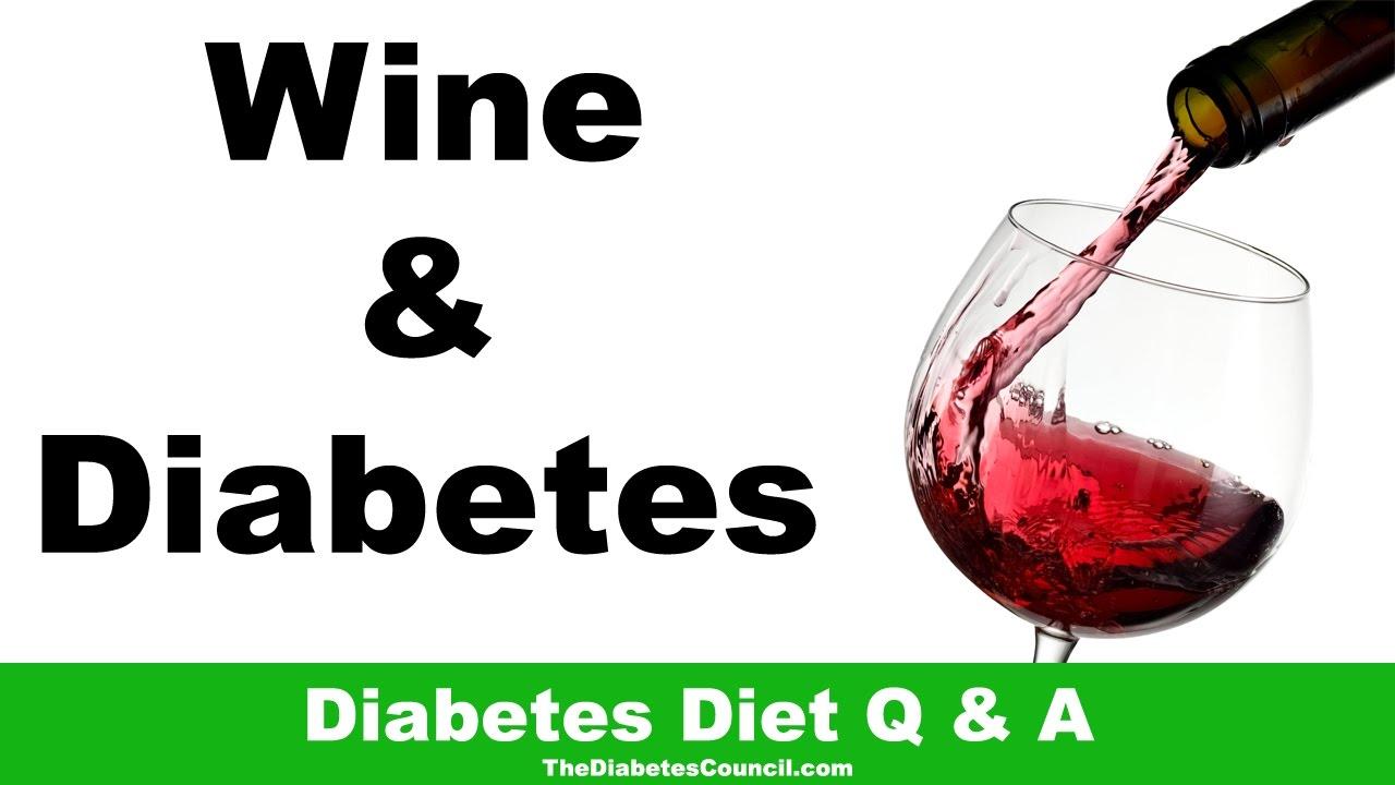 Ist rotwein gut für diabetiker